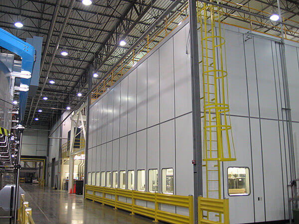 Prefabricated Cleanrooms Portable Cleanrooms Modular
