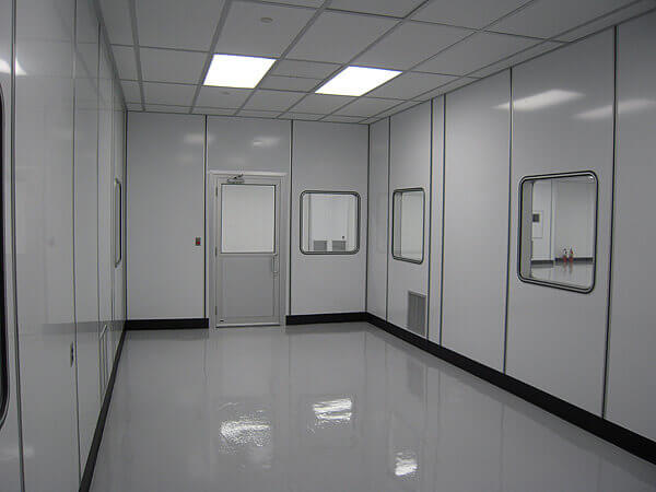 Clean Room Wall Panel Systems