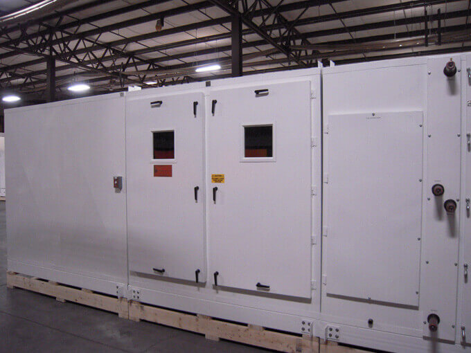 Cleanroom Hvac Clean Room Air Handlers Cleanroom Blowers
